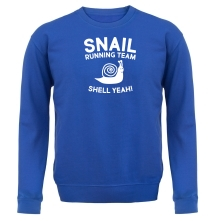 Snail Running Team t shirt