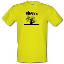 Always Tree t shirt