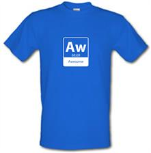 Awesome Element t shirt
