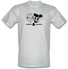 Bodger And Badger t shirt