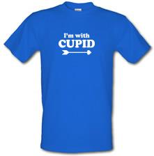 I'm With Cupid t shirt
