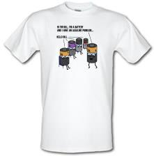 AA Meeting t shirt