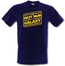 Best Mum In The Galaxy t shirt