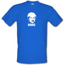 Boris Johnson t shirt