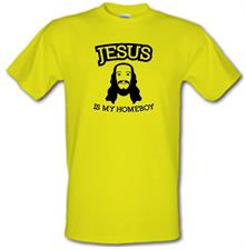 Jesus Is My Homeboy t shirt