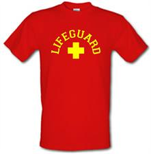 Lifeguard t shirt