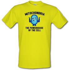 Mitochondria - The Powerhouse Of The Cell t shirt