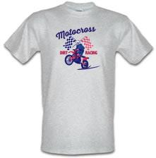 Motocross Dirt Racing t shirt