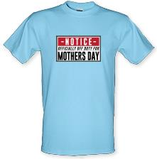 Off Duty Mum t shirt
