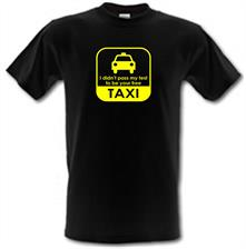 I Didn't Pass My Test To Be Your Free Taxi t shirt