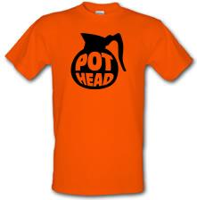 Pot Head t shirt