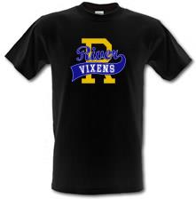 River Vixens t shirt