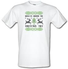 Rockin' Around The Christmas Tree t shirt