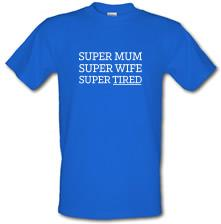 Super Mum t shirt