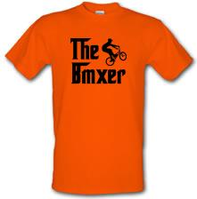 The BMXer t shirt