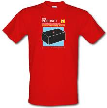 The Internet Owners Manual t shirt