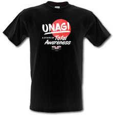 Unagi, Total Awareness t shirt