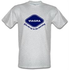 Viagra Gets Me Up In The Morning t shirt