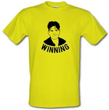 Winning Charlie Sheen t shirt