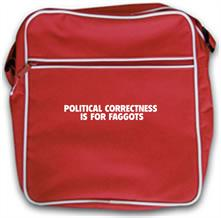 Political Correctness is for fags t shirt