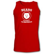 Bears Can Smell The Menstruation t shirt