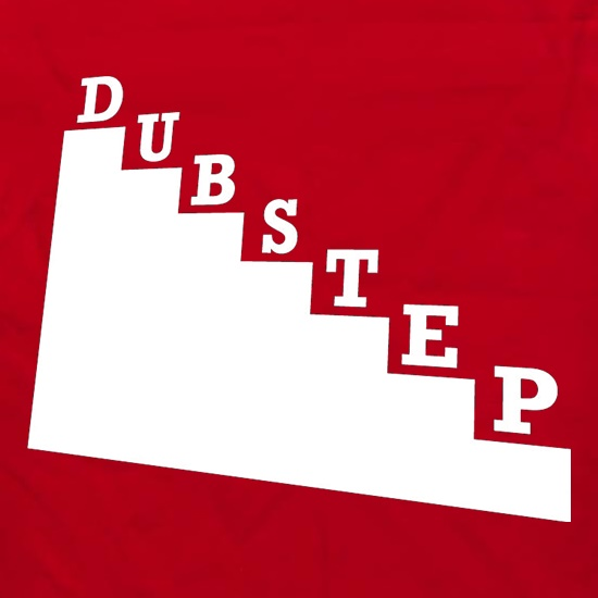 Dubstep t shirt
