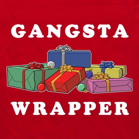 fdfdc5a538fdbf Gangsta Wrapper t shirt ...