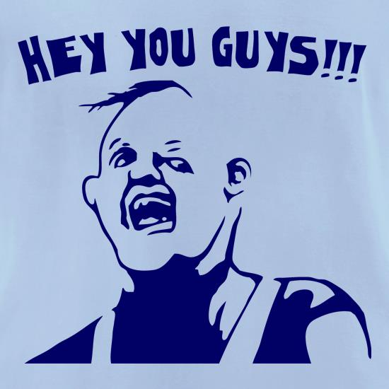 Hey you guys!!! t shirt