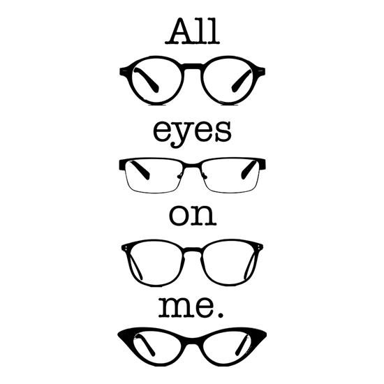 All Eyes On Me t shirt
