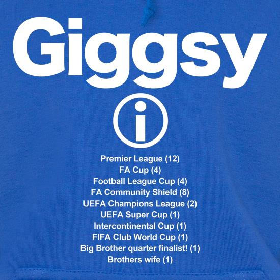 Giggsy t shirt