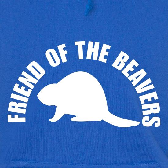 Friend of the Beavers t shirt