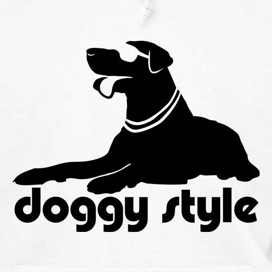 Doggy style t shirt