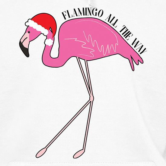 Flamingo All The Way t shirt