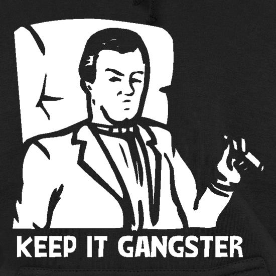 Keep it Gangster t shirt