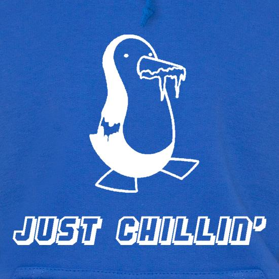 Just Chillin' t shirt
