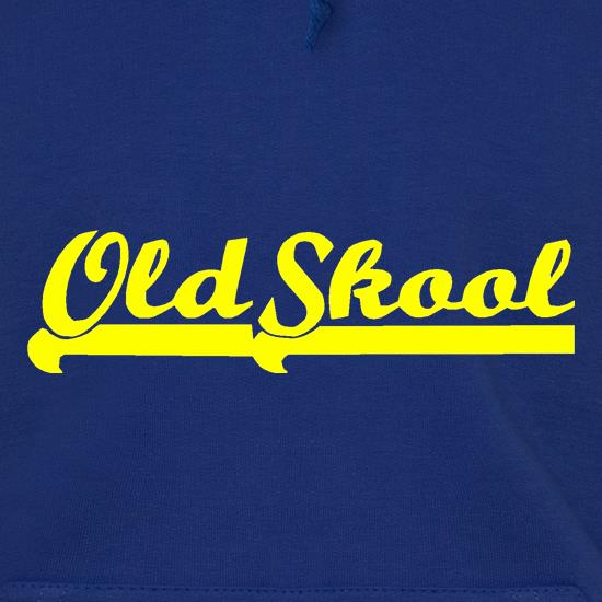 Old Skool t shirt