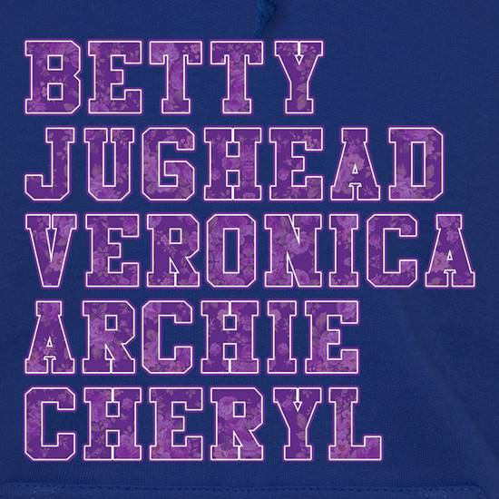 Riverdale Names t shirt