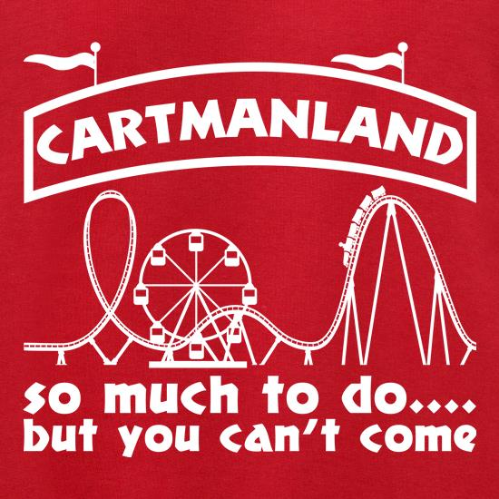 Cartmanland t shirt