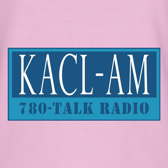 KACL-AM Radio t shirt