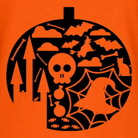 Pimpkin Shapes t shirt