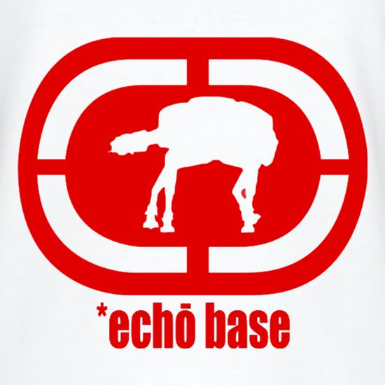 Echo Base t shirt