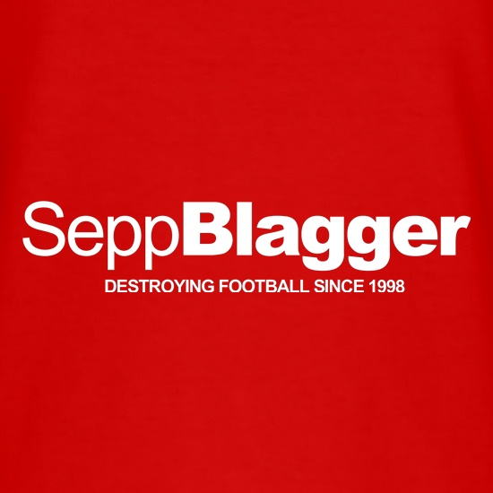 Sepp Blatter...Destroying football since 1998 t shirt