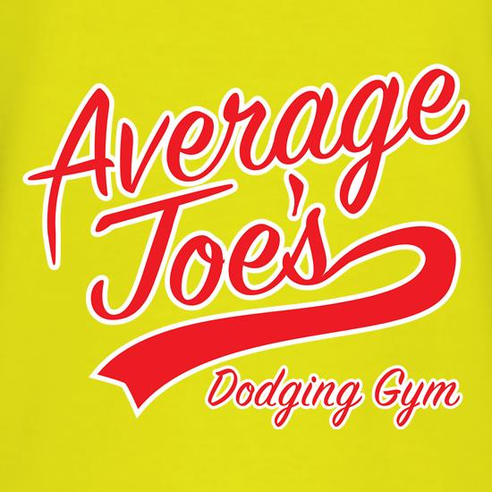 Average Joes Gym t shirt