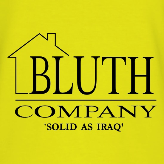 Bluth Company - Arrested Development t shirt