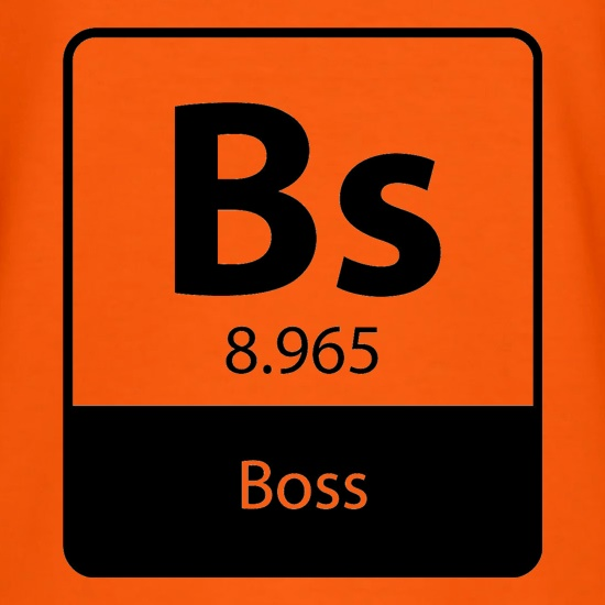Boss Element t shirt