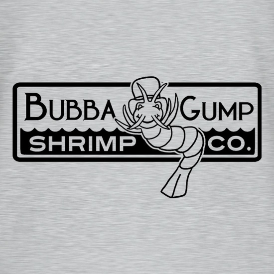 Bubba Gump Shrimp Co t shirt