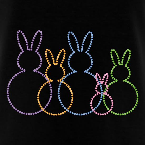 Bunny Family t shirt