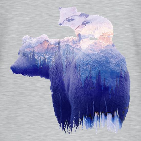 Double Bear t shirt