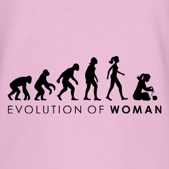 Evolution Of Woman Knitting t shirt