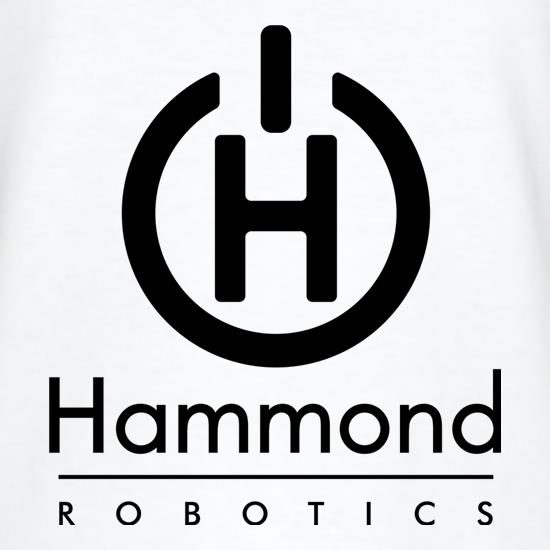 Hammond Robotics t shirt